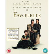 Produktbilde for The Favourite (UK-import) (BLU-RAY)