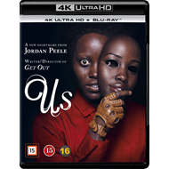 Produktbilde for Us (4K Ultra HD + Blu-ray)