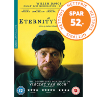 Produktbilde for Van Gogh - At Eternity's Gate (UK-import) (DVD)