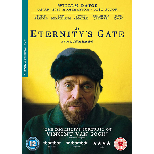 Van Gogh - At Eternity's Gate (UK-import) (DVD)