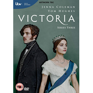 Victoria - Sesong 3 (UK-import) (DVD)