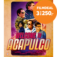 Produktbilde for Welcome To Acapulco (BLU-RAY)