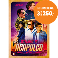 Produktbilde for Welcome To Acapulco (DVD)