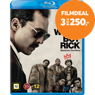 Produktbilde for White Boy Rick (BLU-RAY)
