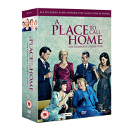 Produktbilde for A Place To Call Home / Et Sted Å Høre Til - Sesong 1-6 (UK-import) (DVD)