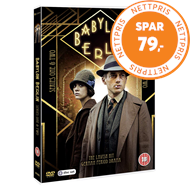 Produktbilde for Babylon Berlin - Sesong 1+2 (UK-import) (DVD)