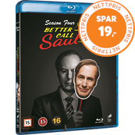 Better Call Saul - Sesong 4 (BLU-RAY)