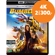 Produktbilde for Bumblebee (4K Ultra HD + Blu-ray)