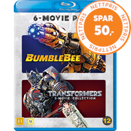 Produktbilde for Bumblebee + Transformers 1-5 Box Set (DK-import) (BLU-RAY)