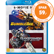 Produktbilde for Bumblebee + Transformers 1-5 Box Set (BLU-RAY)