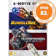 Produktbilde for Bumblebee + Transformers 1-5 Box Set (DVD)