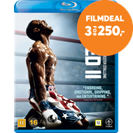 Produktbilde for Creed 2 (BLU-RAY)