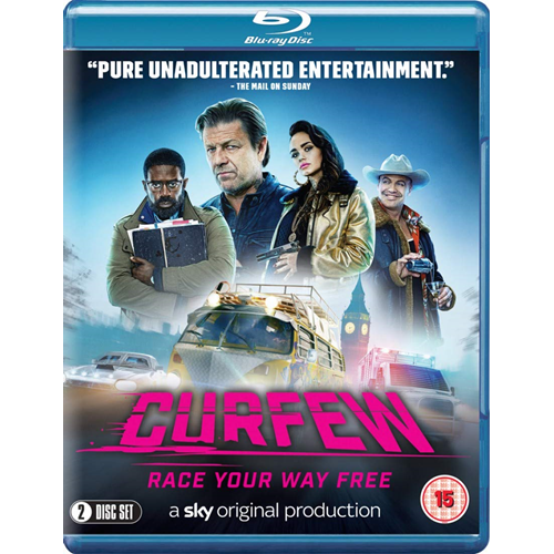 Curfew (UK-import) (BLU-RAY)