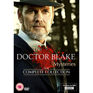 Produktbilde for The Doctor Blake Mysteries - Sesong 1-5 (UK-import) (DVD)