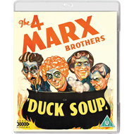 Duck Soup (UK-import) (BLU-RAY)
