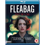 Fleabag - Sesong 1+2 (UK-import) (BLU-RAY)
