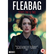 Fleabag - Sesong 1+2 (UK-import) (DVD)