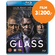 Produktbilde for Glass (BLU-RAY)