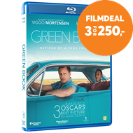 Produktbilde for Green Book (BLU-RAY)