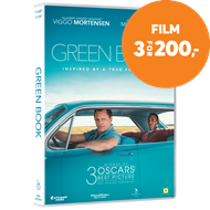 Produktbilde for Green Book (DVD)