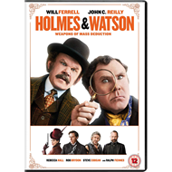 Produktbilde for Holmes And Watson (UK-import) (DVD)