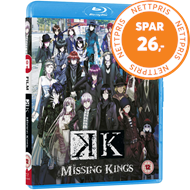 K - Missing Kings (UK-import) (BLU-RAY)