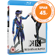 K - Return Of Kings (UK-import) (BLU-RAY)