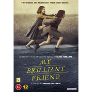 My Brilliant Friend / Mi Briljante Venninne - Sesong 1 (DVD)