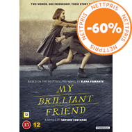 Produktbilde for My Brilliant Friend / Mi Briljante Venninne - Sesong 1 (DVD)