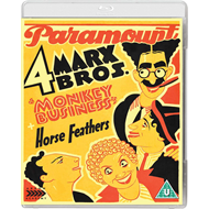 Monkey Business/Horse Feathers (UK-import) (BLU-RAY)