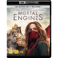 Mortal Engines (4K Ultra HD + Blu-ray)