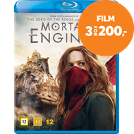 Mortal Engines (BLU-RAY)