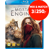 Produktbilde for Mortal Engines (BLU-RAY)