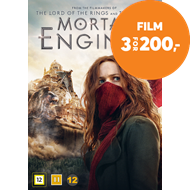 Produktbilde for Mortal Engines (DVD)
