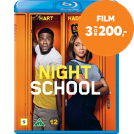 Produktbilde for Night School (BLU-RAY)