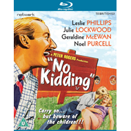 Produktbilde for No Kidding (UK-import) (BLU-RAY)