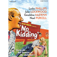 Produktbilde for No Kidding (UK-import) (DVD)