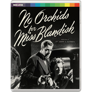 Produktbilde for No Orchids For Miss Blandish (UK-import) (BLU-RAY)