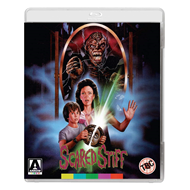 Produktbilde for Scared Stiff (UK-import) (BLU-RAY)