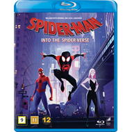 Spider-Man: Into The Spider-Verse (2018) (BLU-RAY)