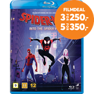 Produktbilde for Spider-Man: Into The Spider-Verse (2018) (BLU-RAY)
