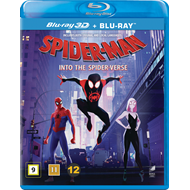 Spider-Man: Into The Spider Verse (Blu-ray 3D + Blu-ray)