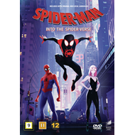 Spider-Man: Into The Spider-Verse (2018) (DVD)