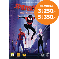 Produktbilde for Spider-Man: Into The Spider-Verse (2018) (DVD)