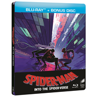 Spider-Man: Into The Spider-Verse - Limited Steelbook Edition (2018) (BLU-RAY)