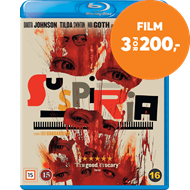 Produktbilde for Suspiria (BLU-RAY)