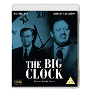 Produktbilde for The Big Clock (UK-import) (BLU-RAY)