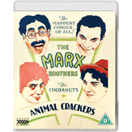 The Cocoanuts/Animal Crackers (UK-import) (BLU-RAY)