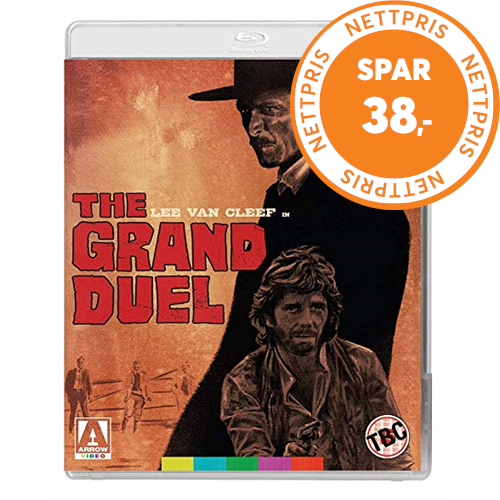 The Grand Duel (UK-import) (BLU-RAY)