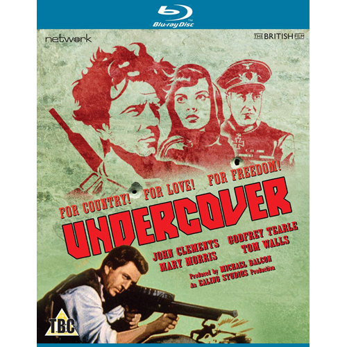Undercover (UK-import) (BLU-RAY)